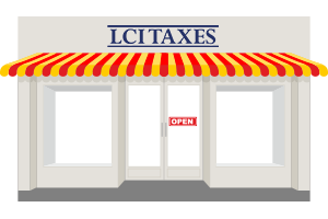 LCI TAXES HOURS - OPEN